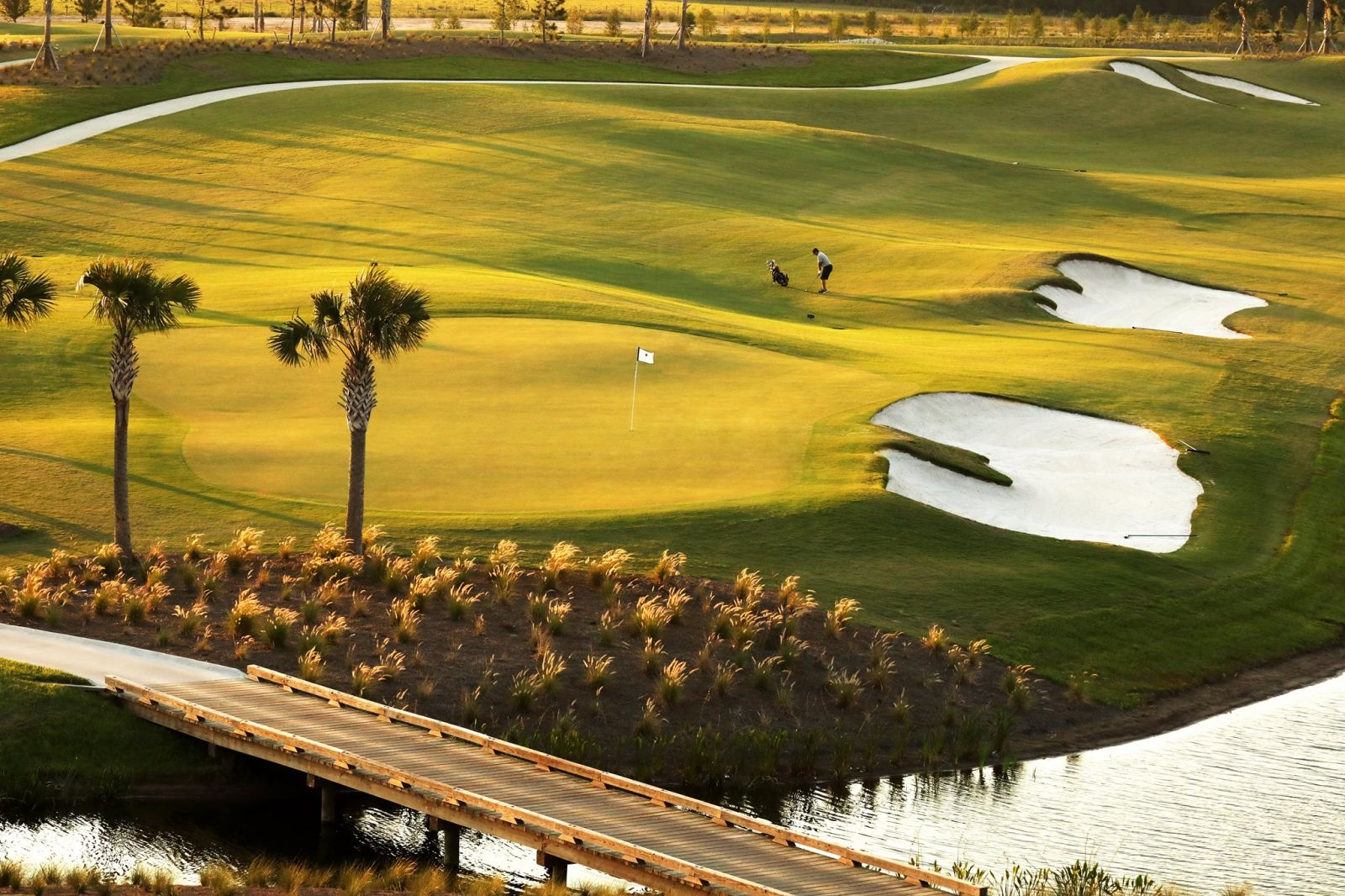 Lakewood National Golf Club, located near Sarasota, Florida