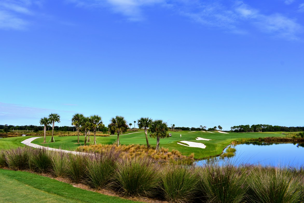 Lakewood National Golf Club located just outside of Sarasota